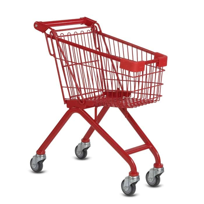 Kiddy Shopping Carts