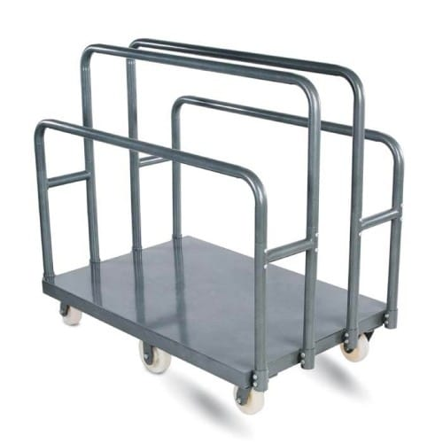 Lumber Cart metal wire hardware DIY shopping cart