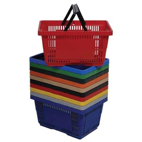 Shopping Baskets & Totes