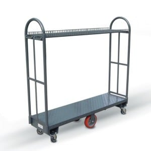 Shelf for U-Boat Material Handling Utilitly Cart