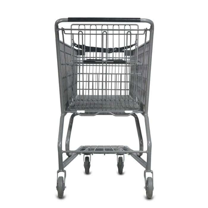 S Series 160 Liter Metal Wire Shopping Cart