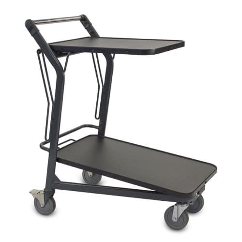 EZtote585 Material Handling Stocking Utility Cart