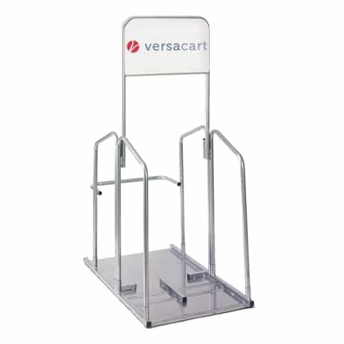 EZcart shopping cart corral