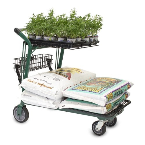 Lawn & Garden Shopping Carts