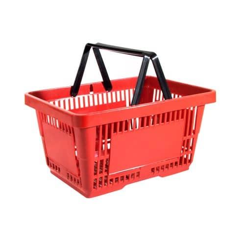 22L Plastic Basket